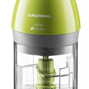 Grundig CH 6280 L Kompakt Multi- Zerkleinerer, 500 ml, Macaron Edition, lemon / grün / anthrazit - 1