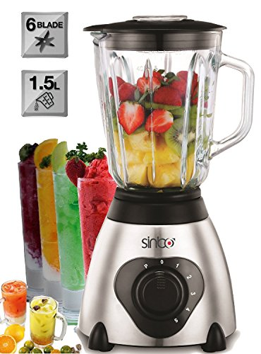 test smoothie maker