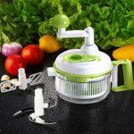 Gemüse Zerkleinerer Test UtenMultifunktionsgemüsezerkleinerer/eiertrenner/Multi-SchneiderzerkleinererfürGurken,Karotten,Kartoffeln,Zwiebel,ei - 1